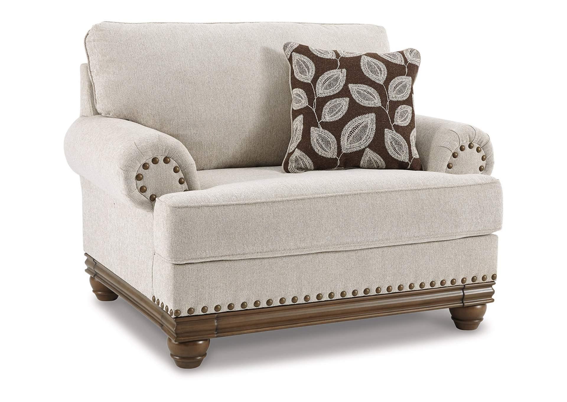 Harleson Chair & 1/2