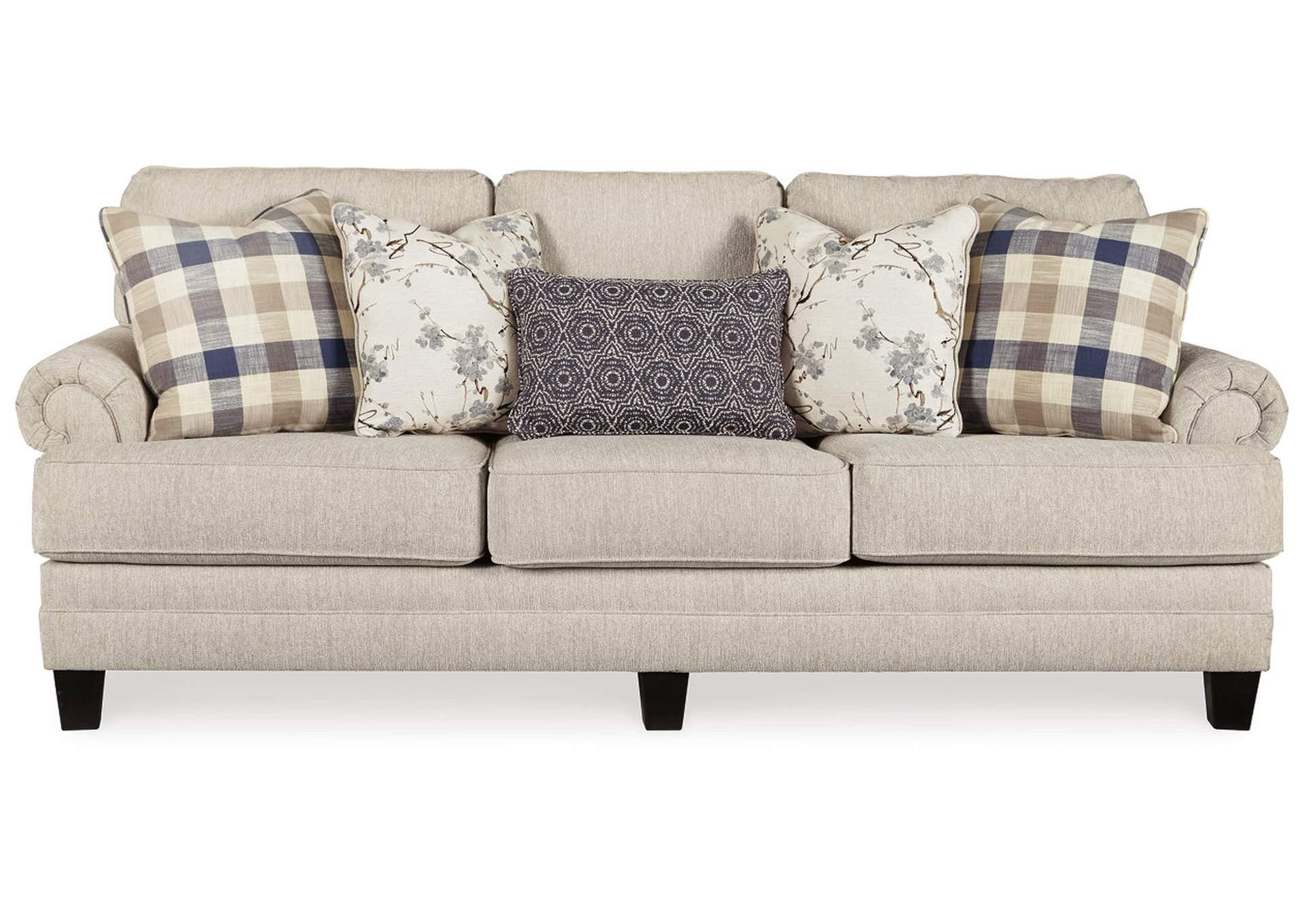 Meggett Linen Queen Sofa Sleeper