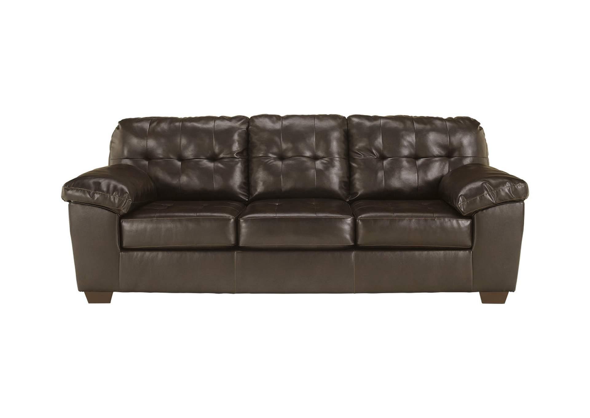Alliston DuraBlend Queen Sleeper Sofa