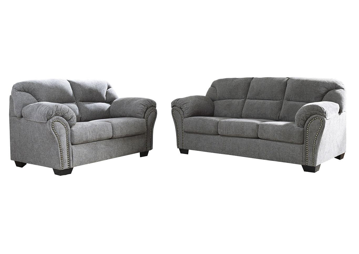 Allmaxx Sofa and Loveseat