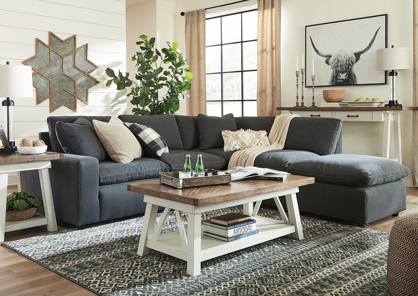 Savesto Corner Chair Sectional