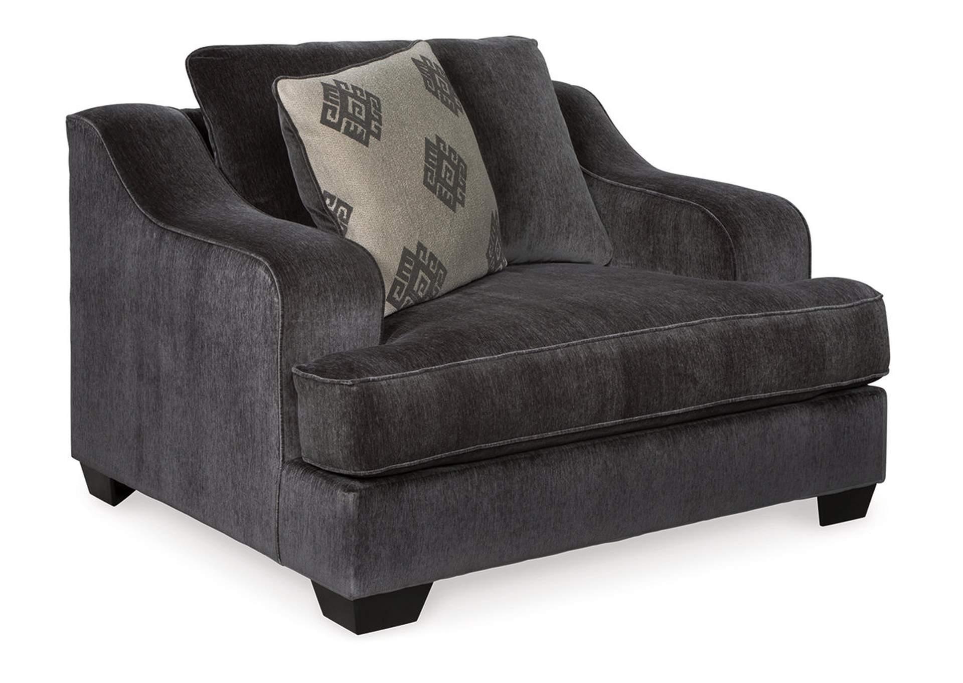 Corvara Oversized Chair