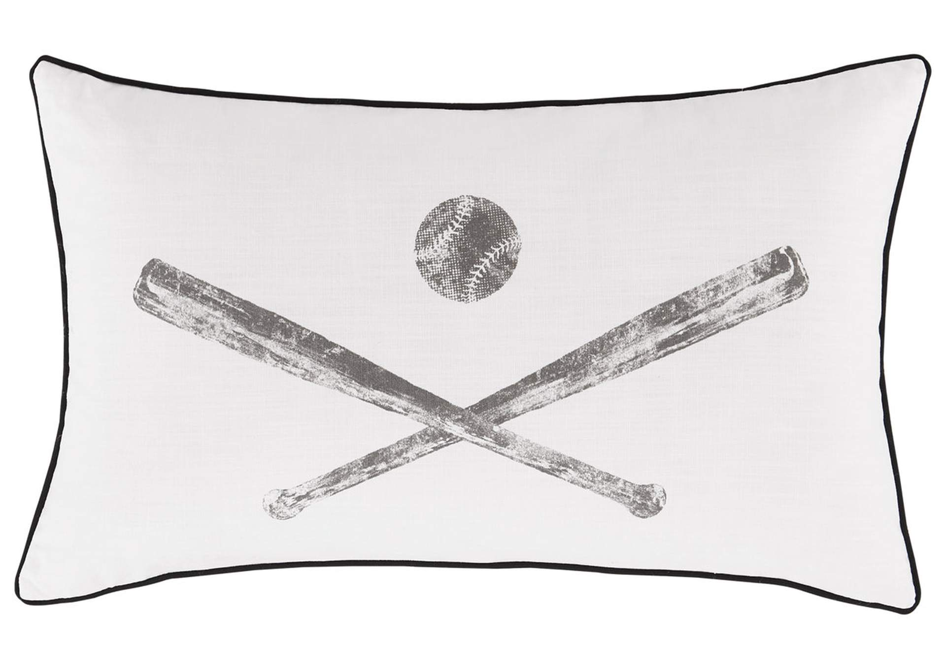Waman Baseball Design Pillow   PEDIDO ESPECIAL