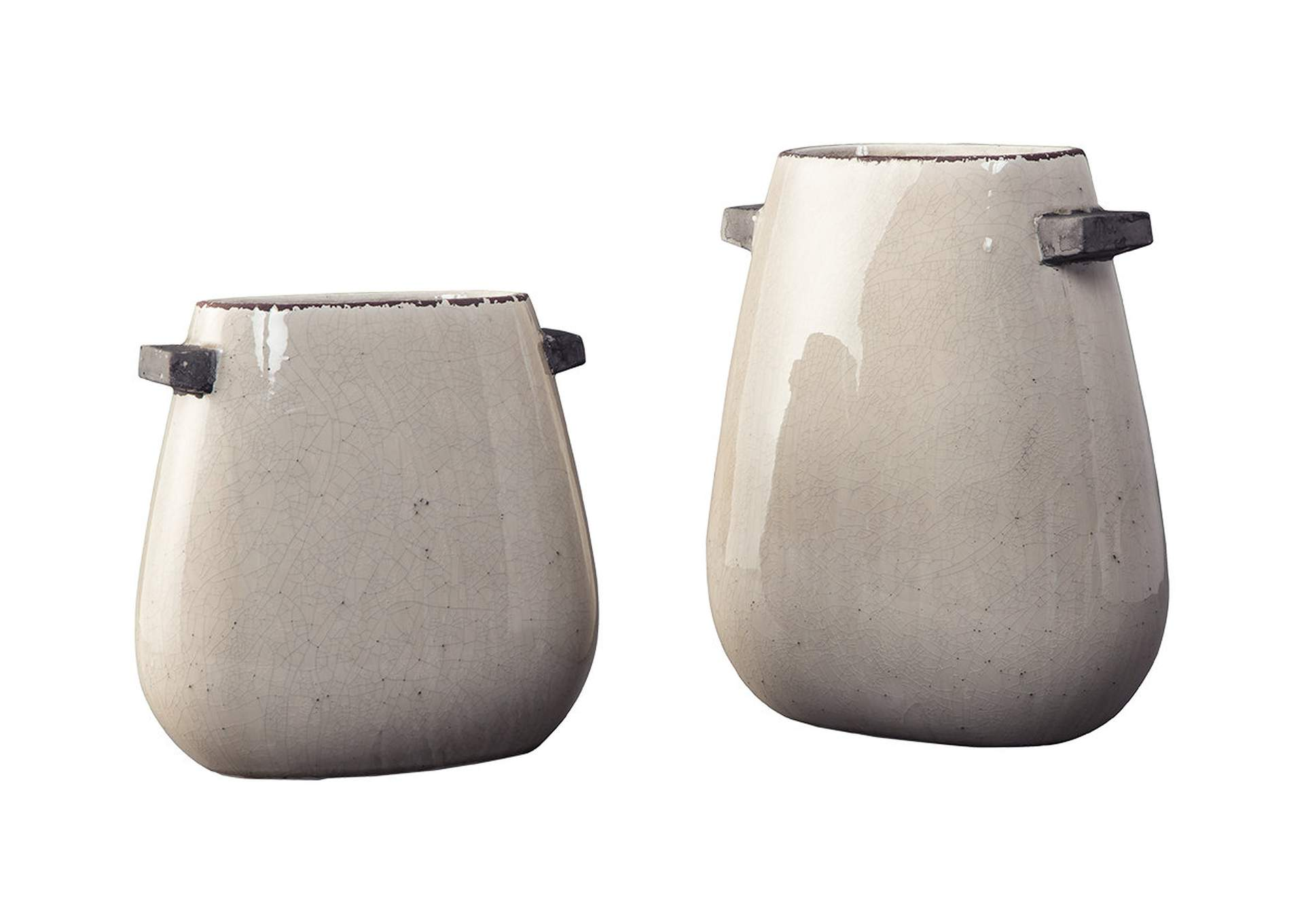 Accesorio Diah Vase (Set de 2)
