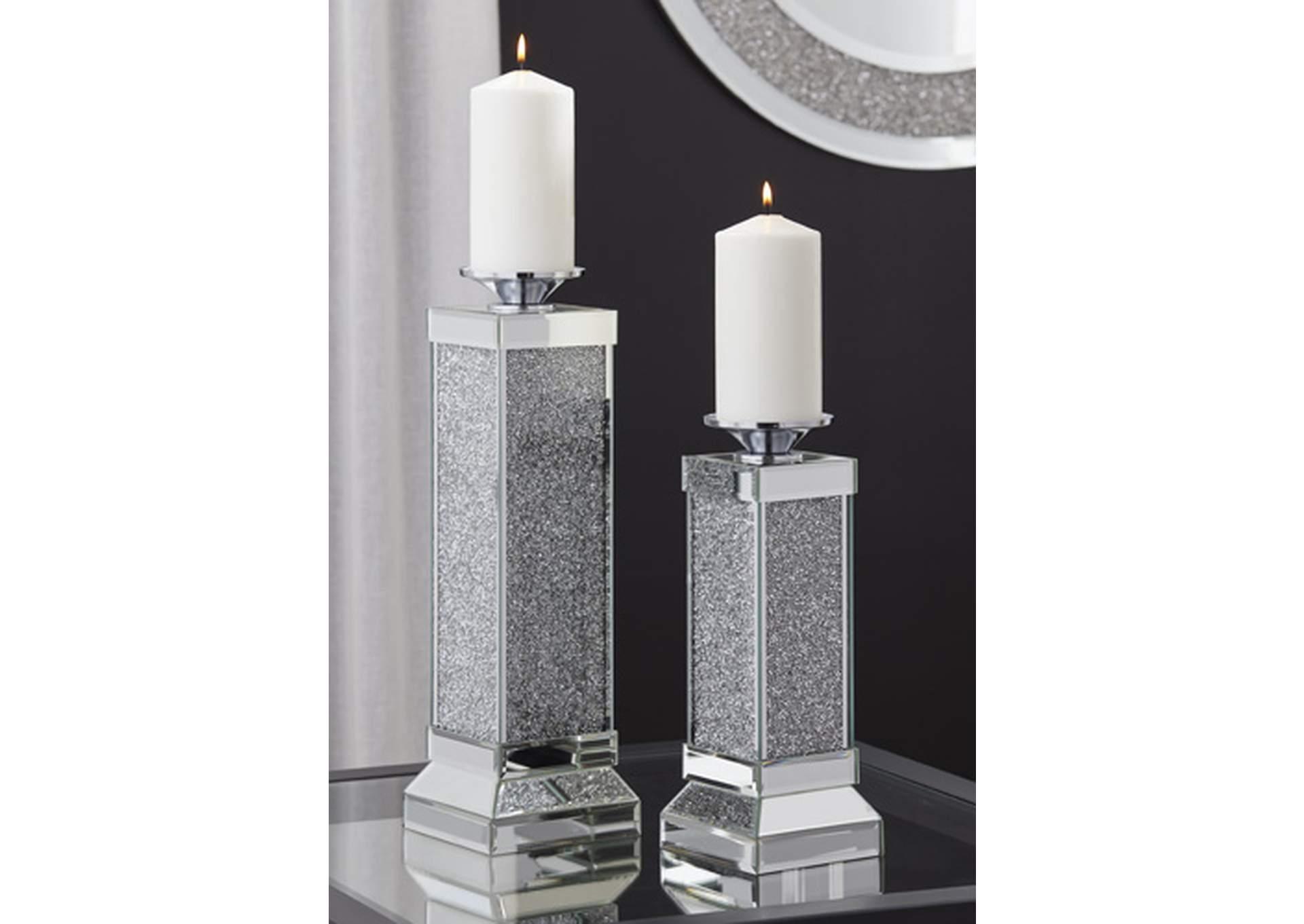 Charline Candle Holder (Set of 2)