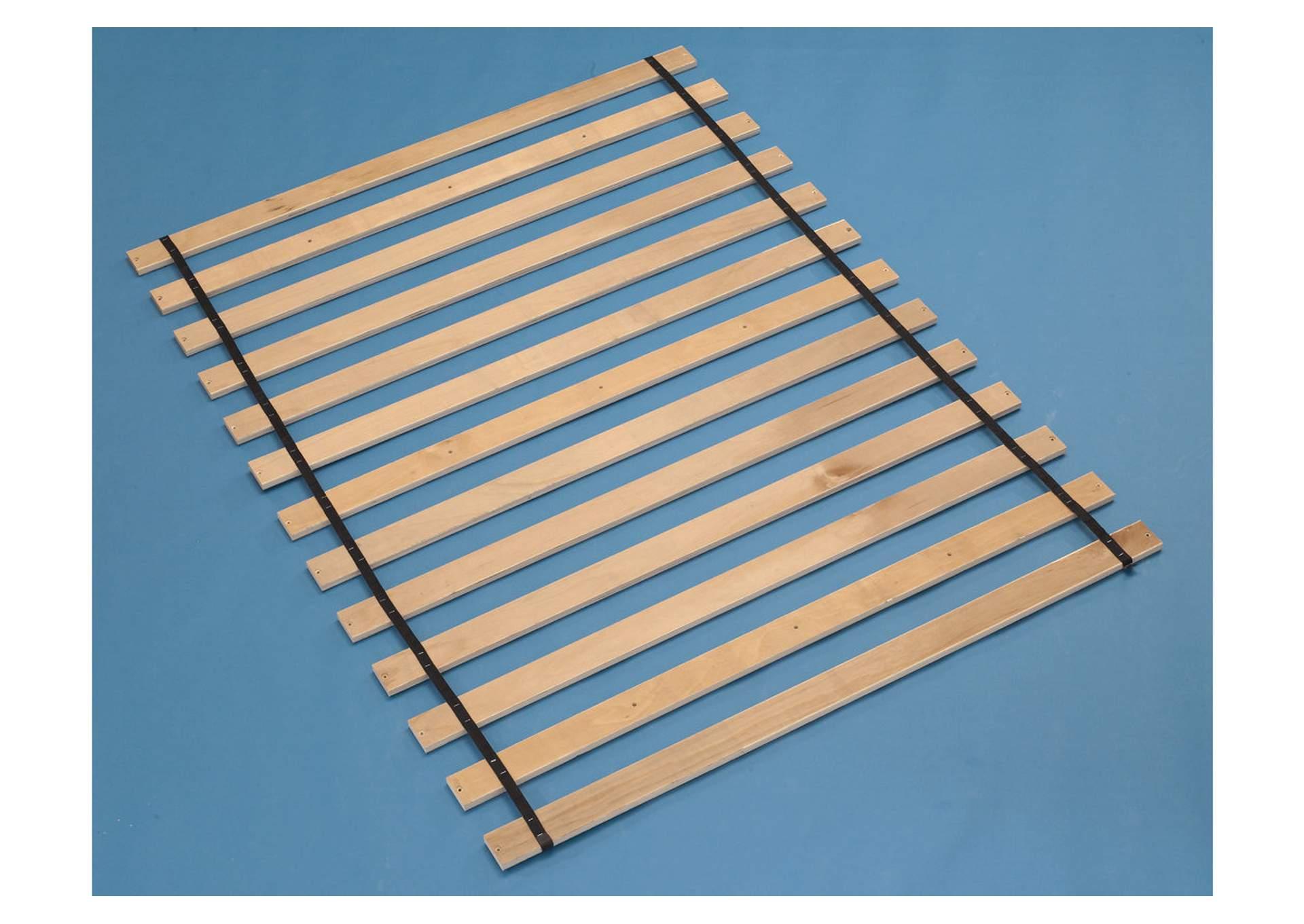 Основания и Планки Складная планка-жалюзи для полутораспальной кровати