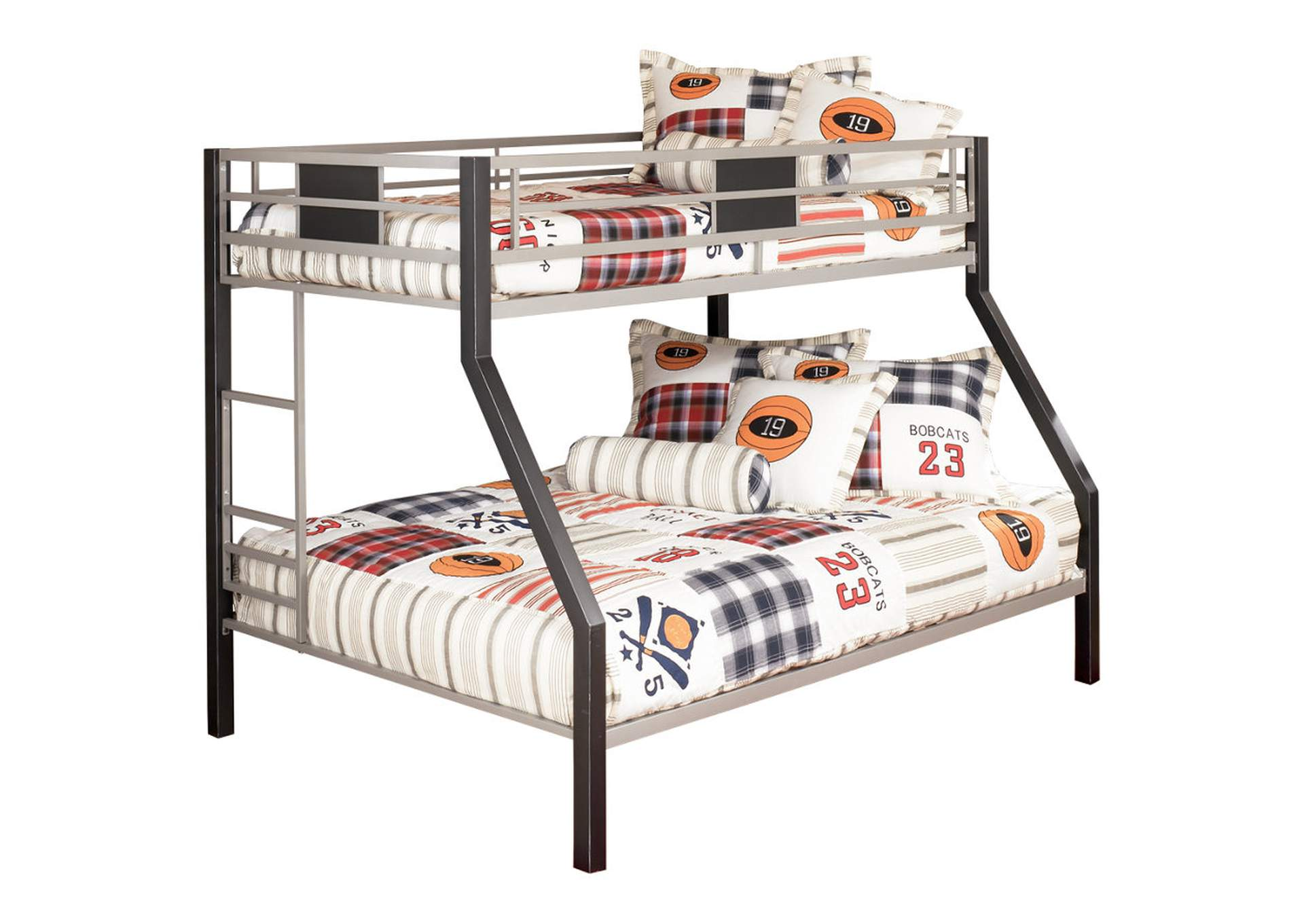 Dinsmore Twin Over Full Bunk Bed Ashley Furniture Homestore Independently Owned And Operated By Appliance World Ltd