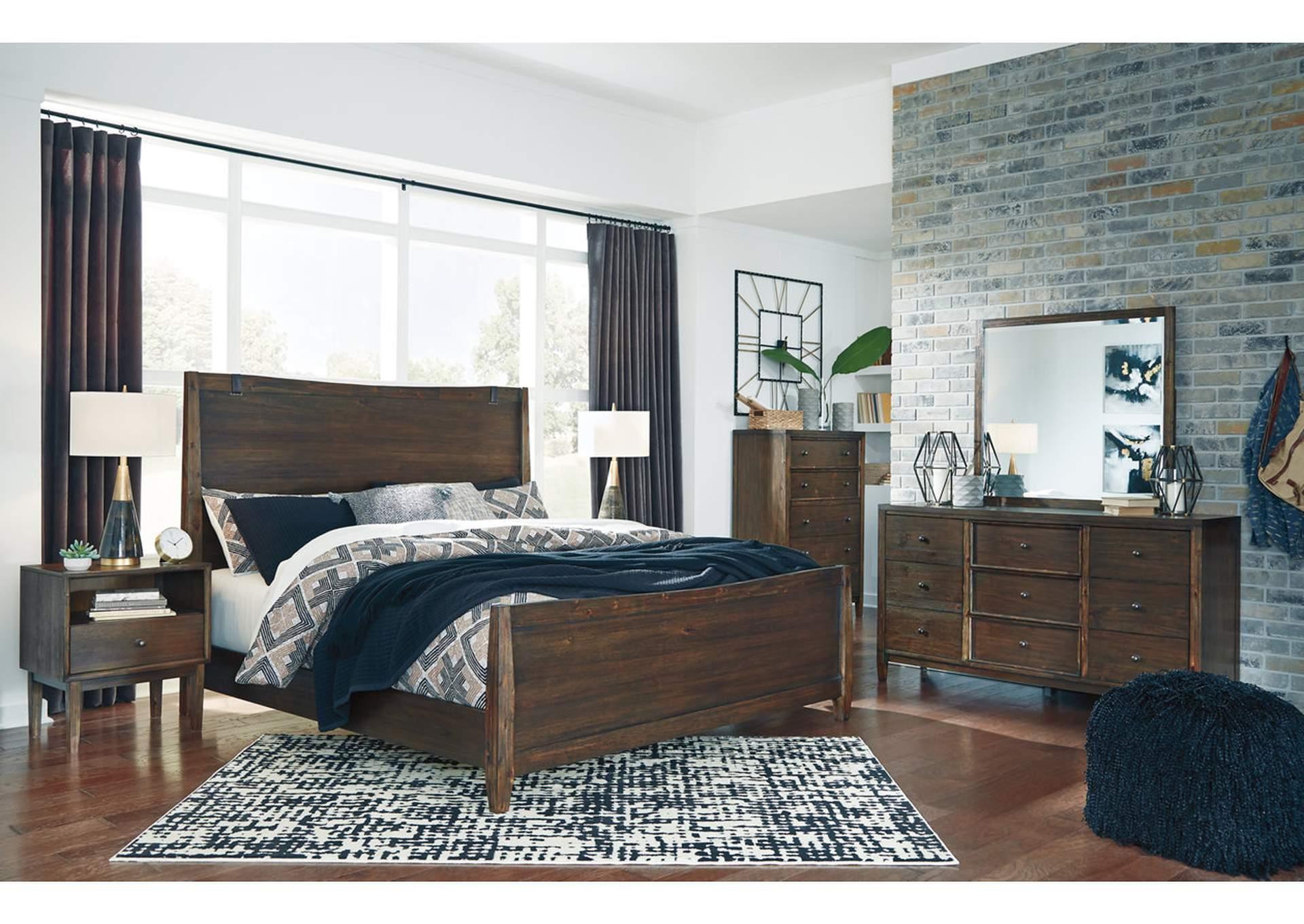 سرير + تسريحه + مرايا