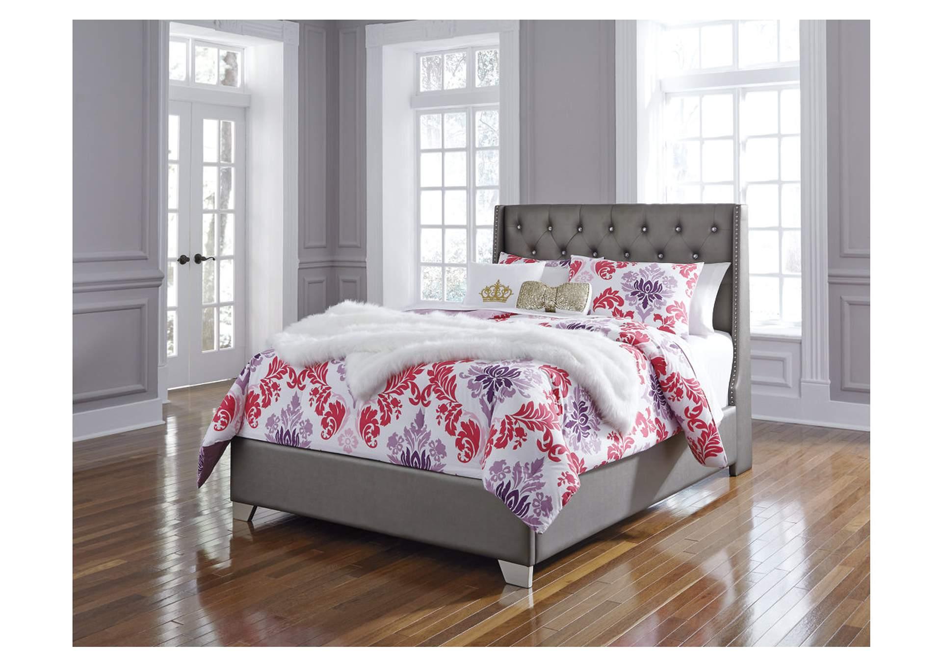 Coralayne Full Panel Bed