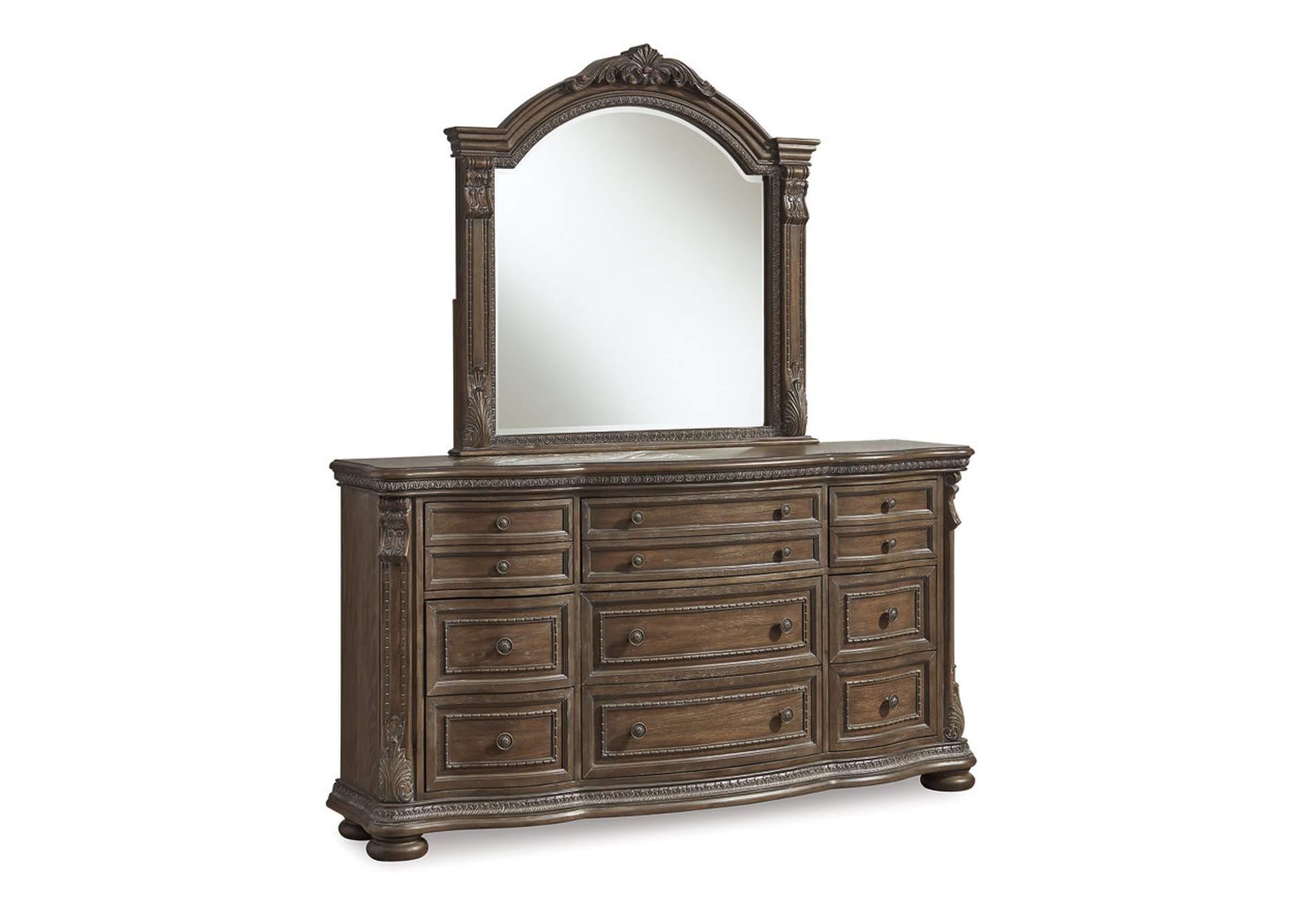 Charmond Dresser w/Mirror