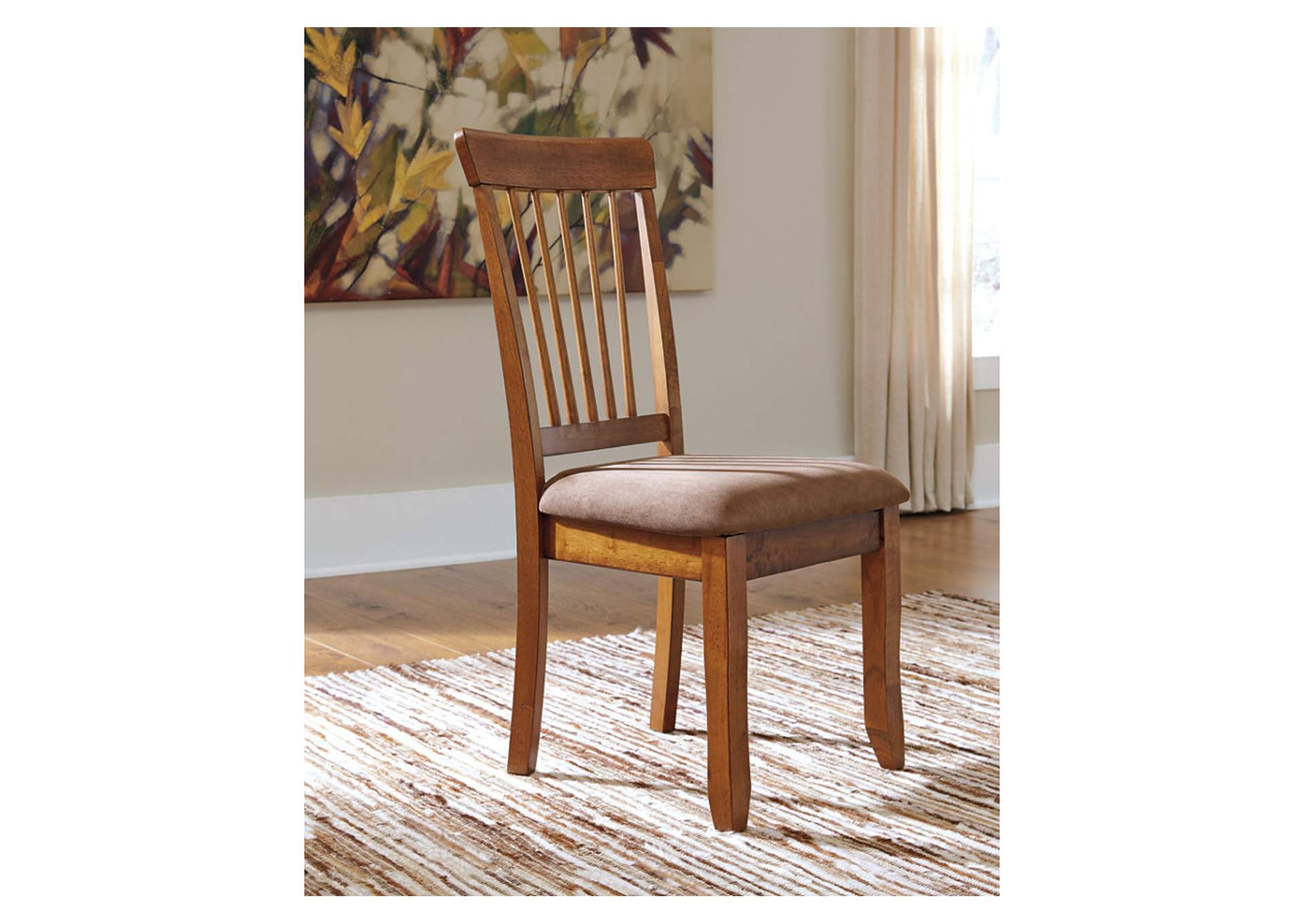Berringer Dining Room Chair Ashley Furniture Homestore Independently Owned And Operated By Nphc Trading Co Ltd