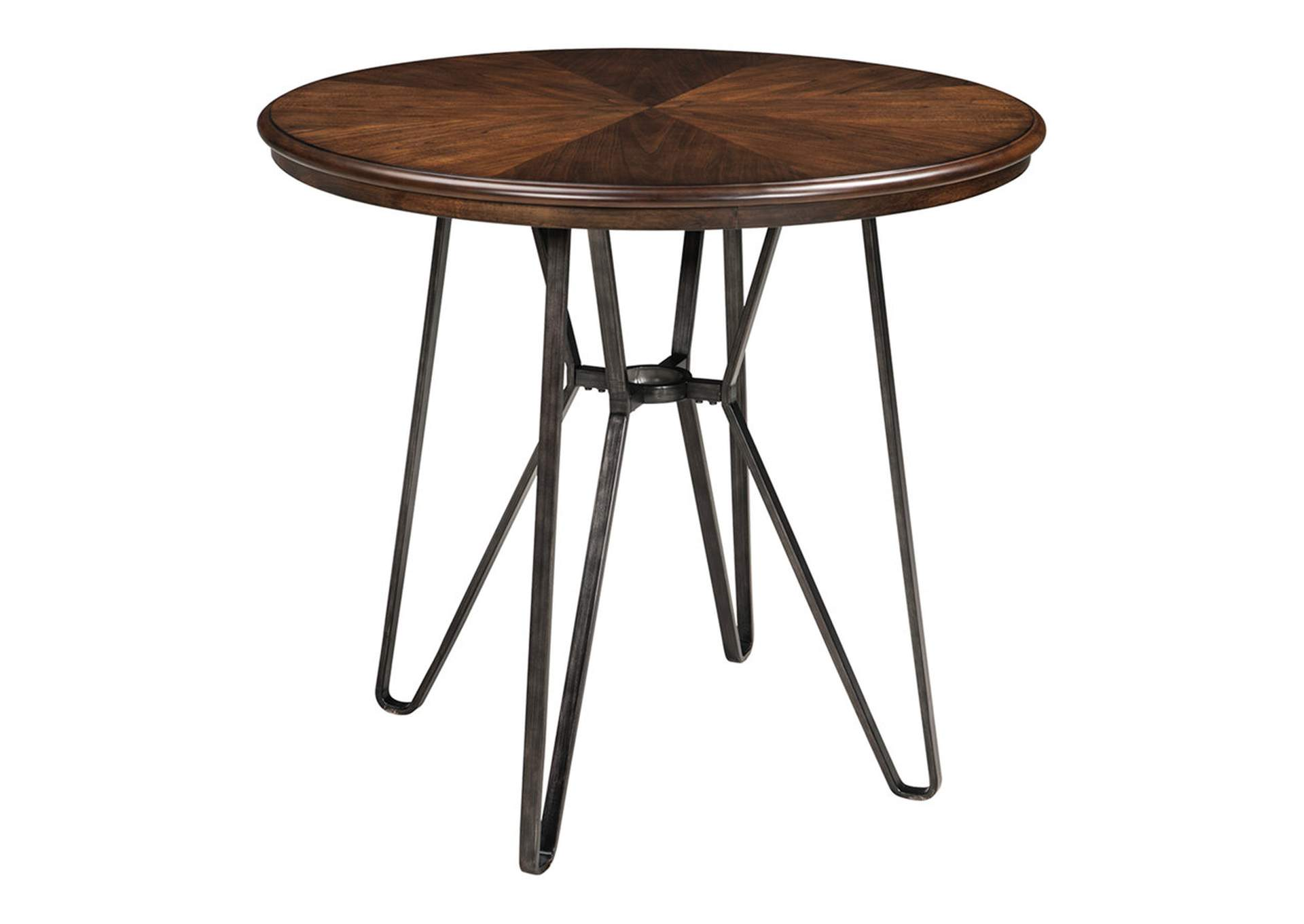 Picture of: Centiar Counter Height Dining Room Table Ashley Furniture Homestore Independently Owned And Operated By Nphc Trading Co Ltd