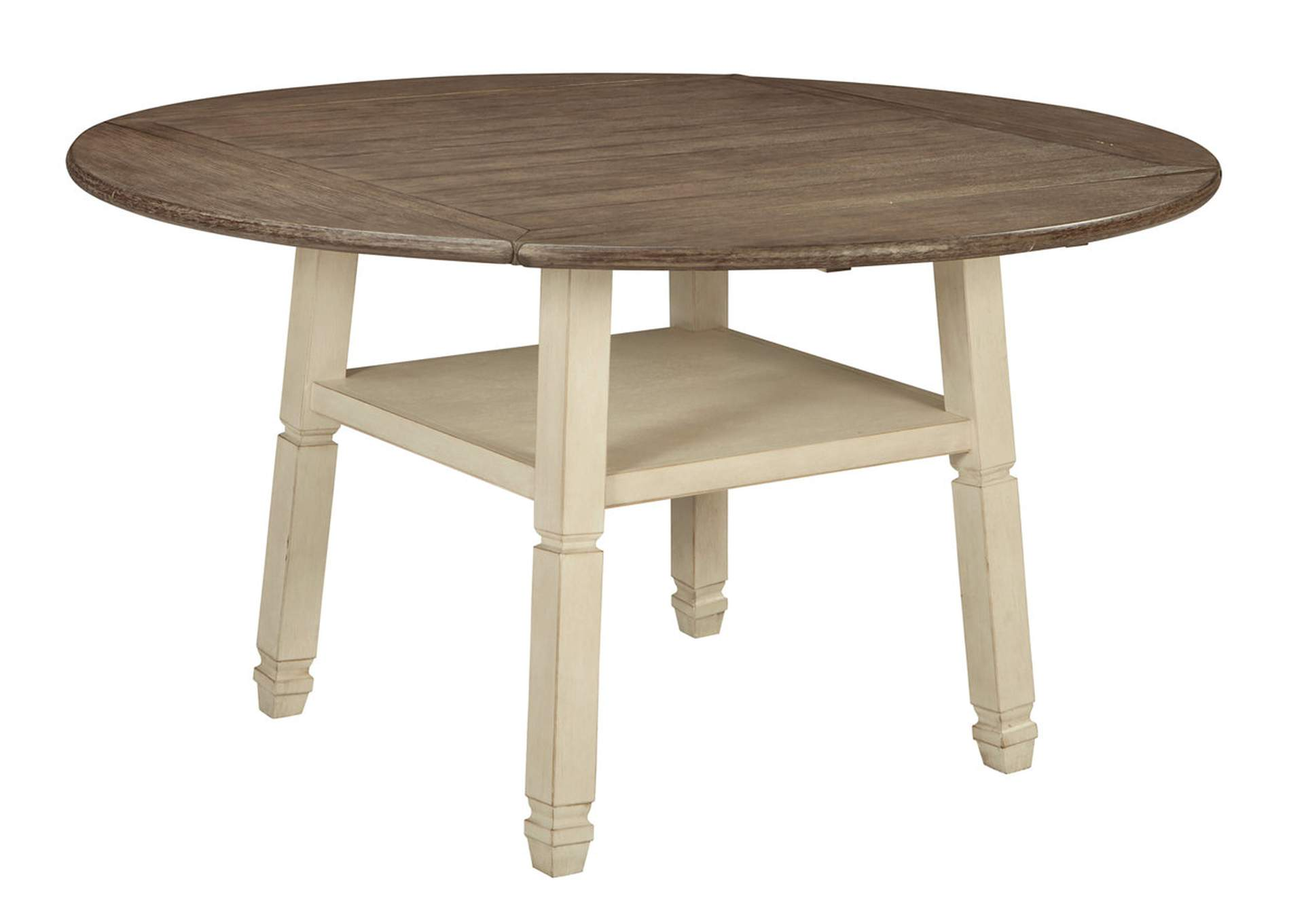 Bolanburg Counter Height Dining Room Drop Leaf Table Ashley ...