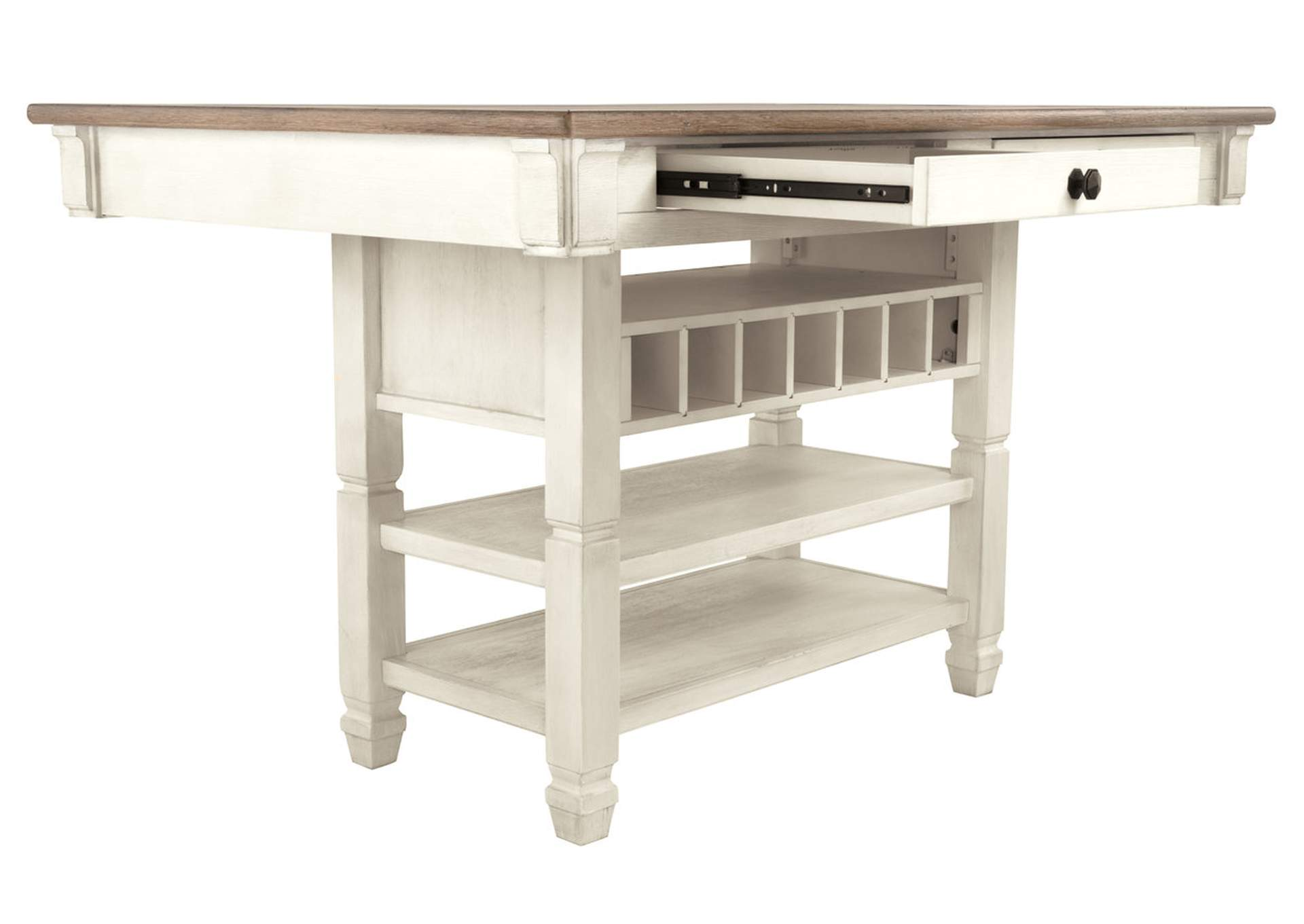 bolanburg counter height dining room table ashley