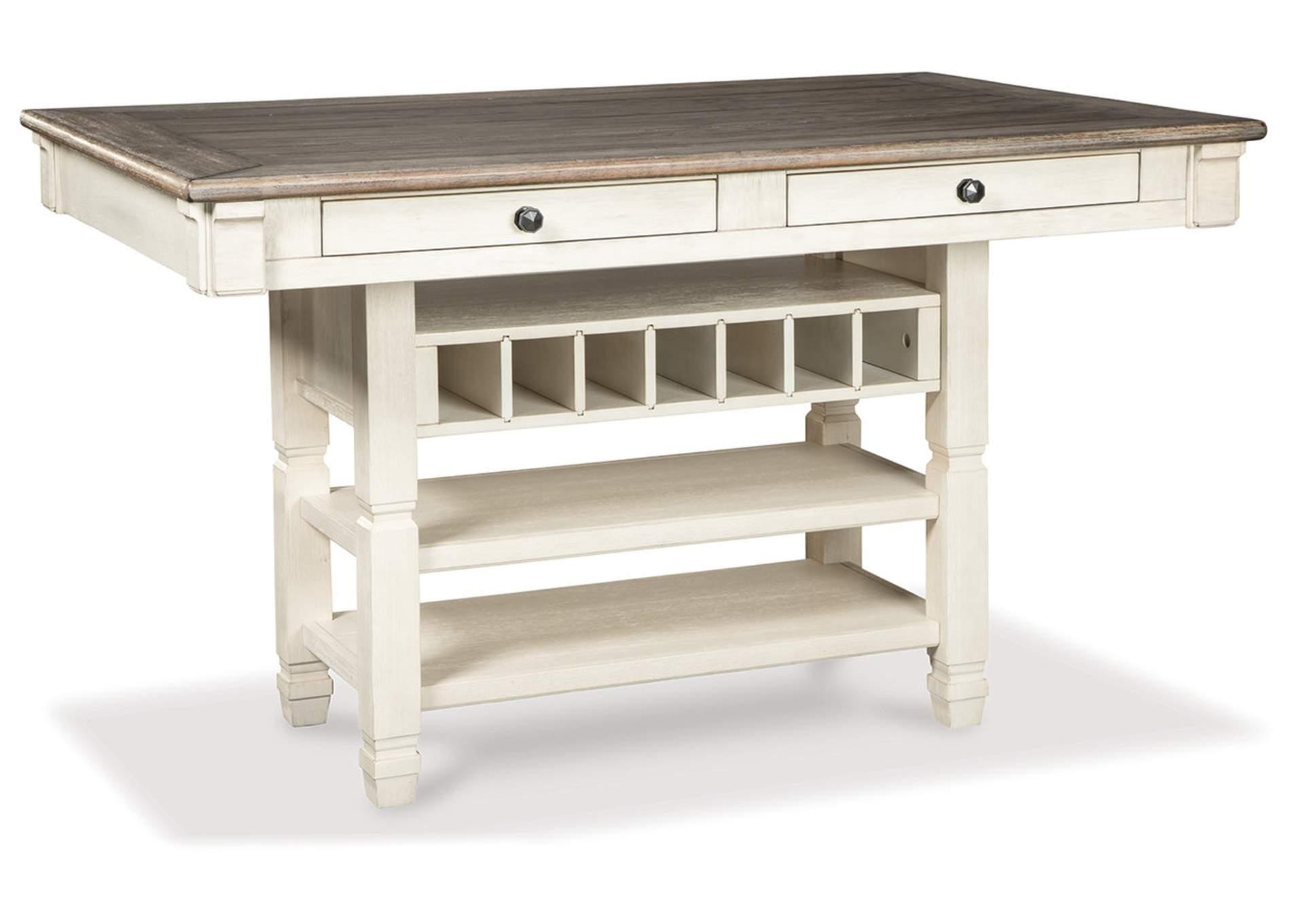 Bolanburg Rectangular Counter Height Table