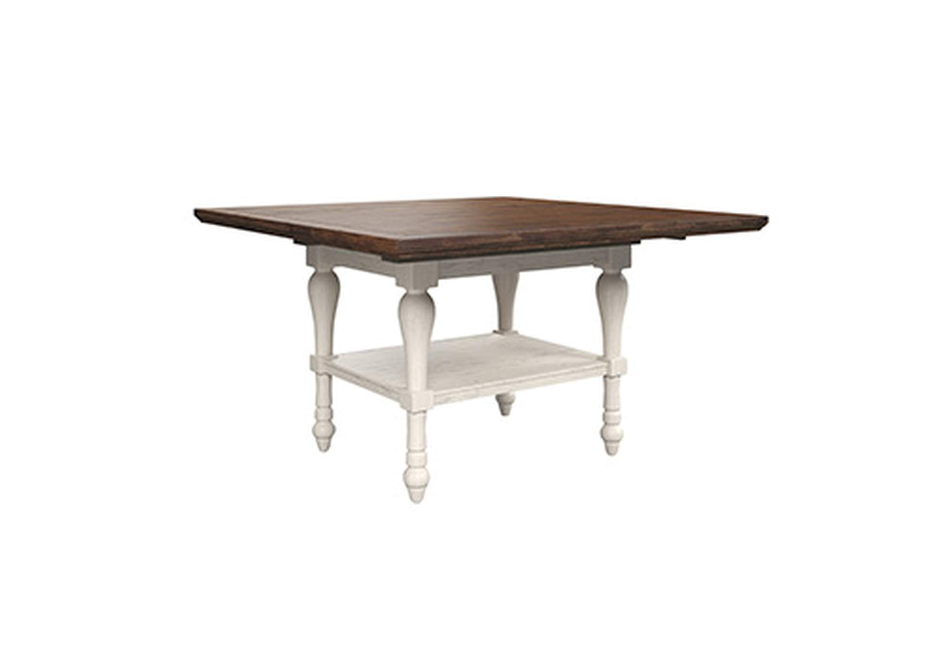 Marsilona Counter Height Dining Room Extension Table