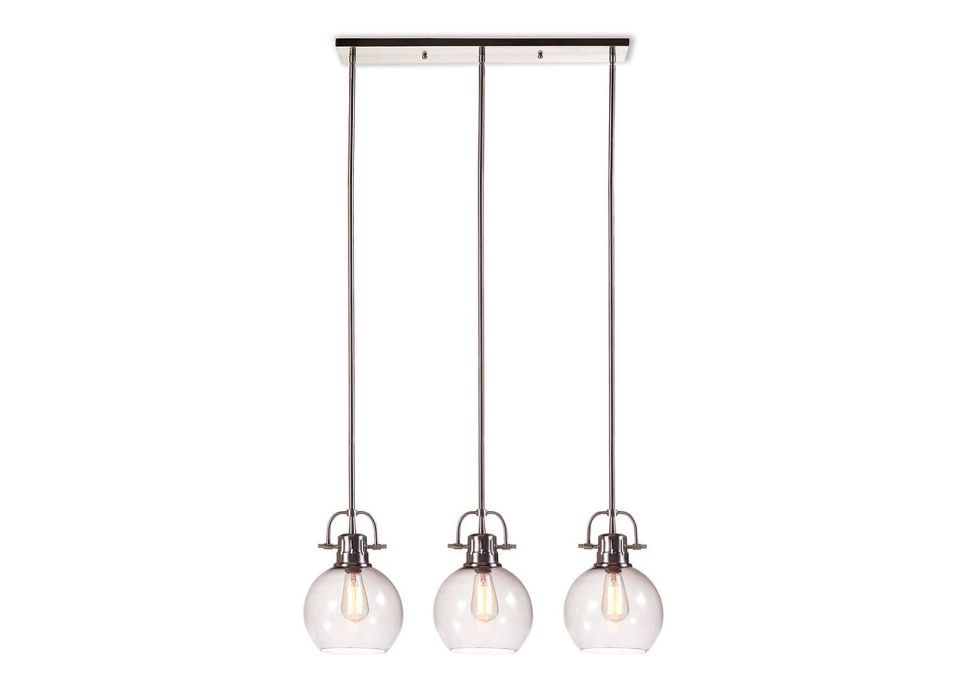 Johano グラス ペンダント ランプ