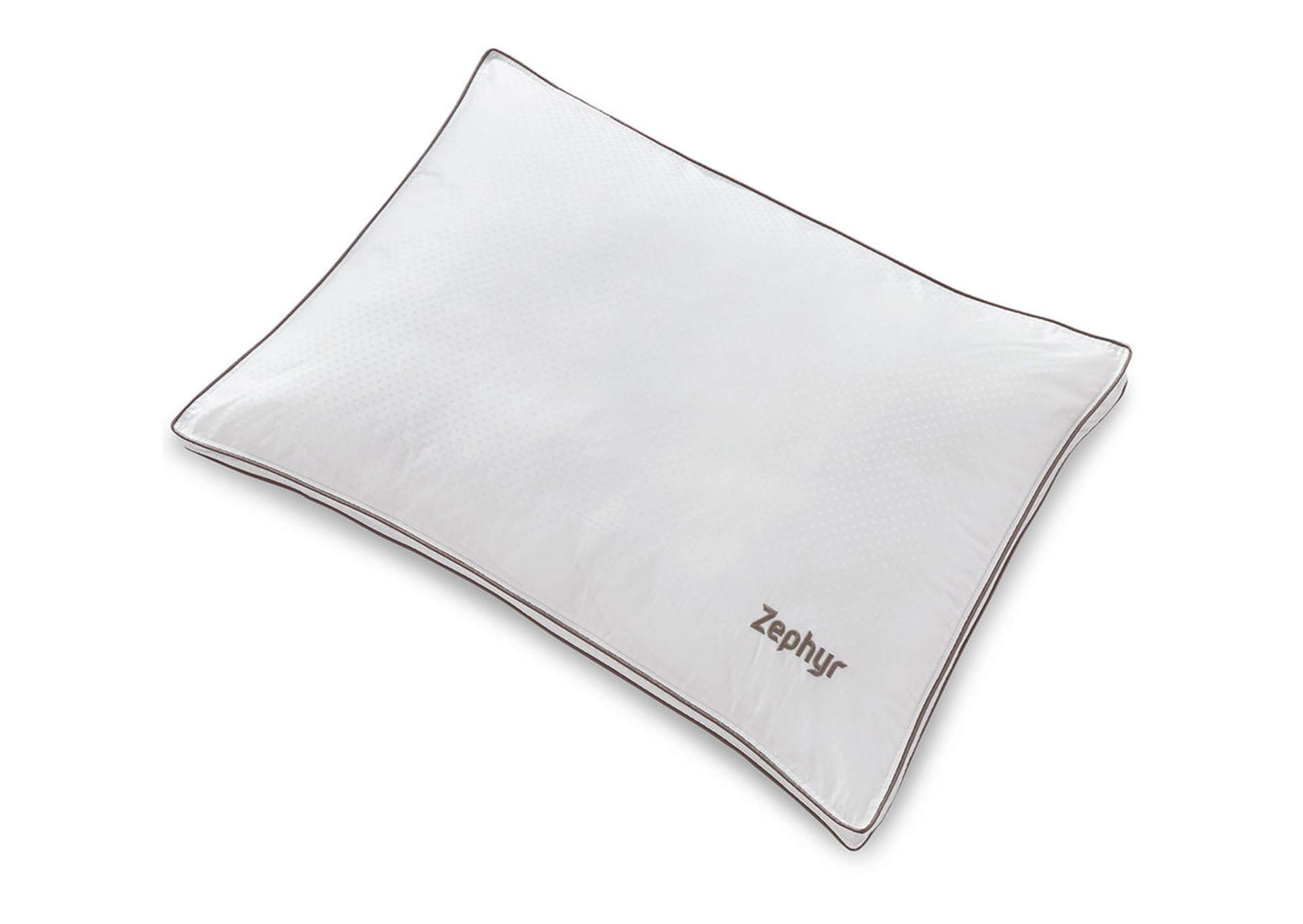 Z123 Pillow Series White Total Solution Pillow (4/CS)