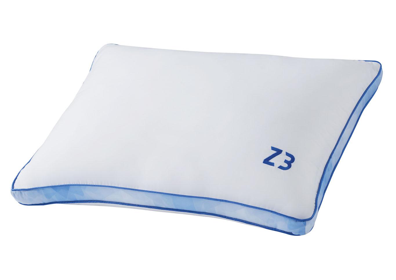 Z123 Pillow Series ホワイト冷感枕