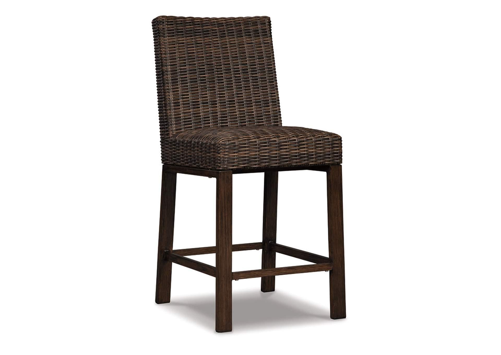 Paradise Trail Brown Барный стул (2 шт. в комплекте)