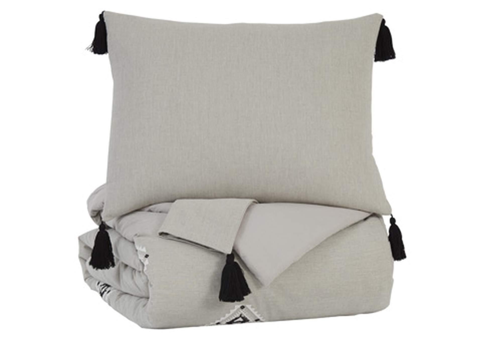 Jawanza 3 Piece Queen Comforter Set