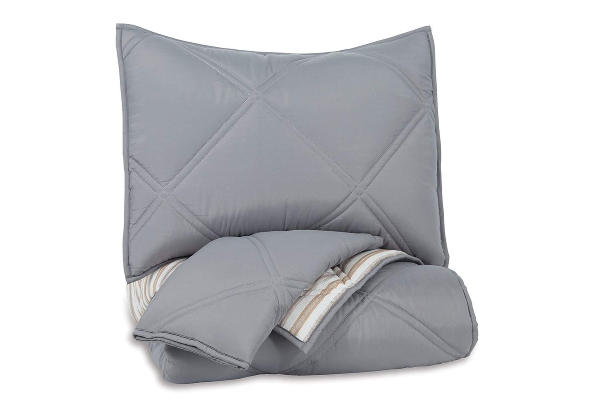 Rhey 2 Piece Twin Comforter Set