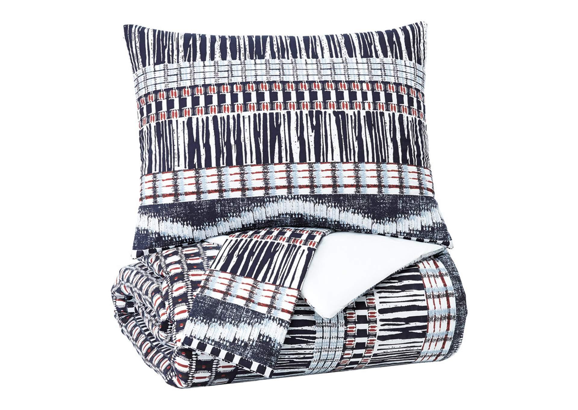 Shilliam 3 Piece Queen Comforter Set