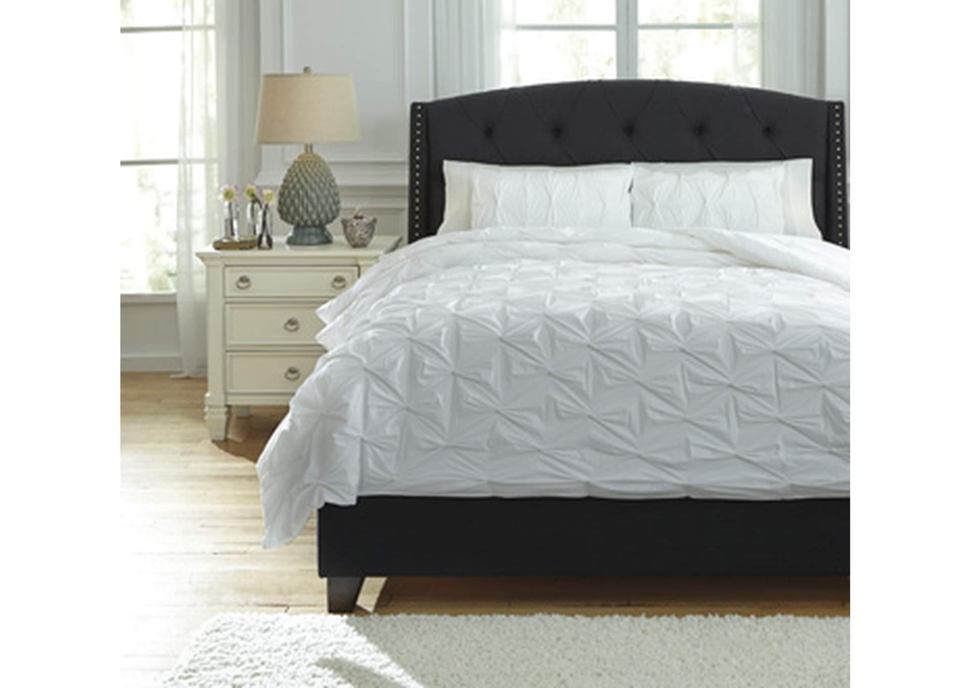 Rimy 3 Piece King Comforter Set