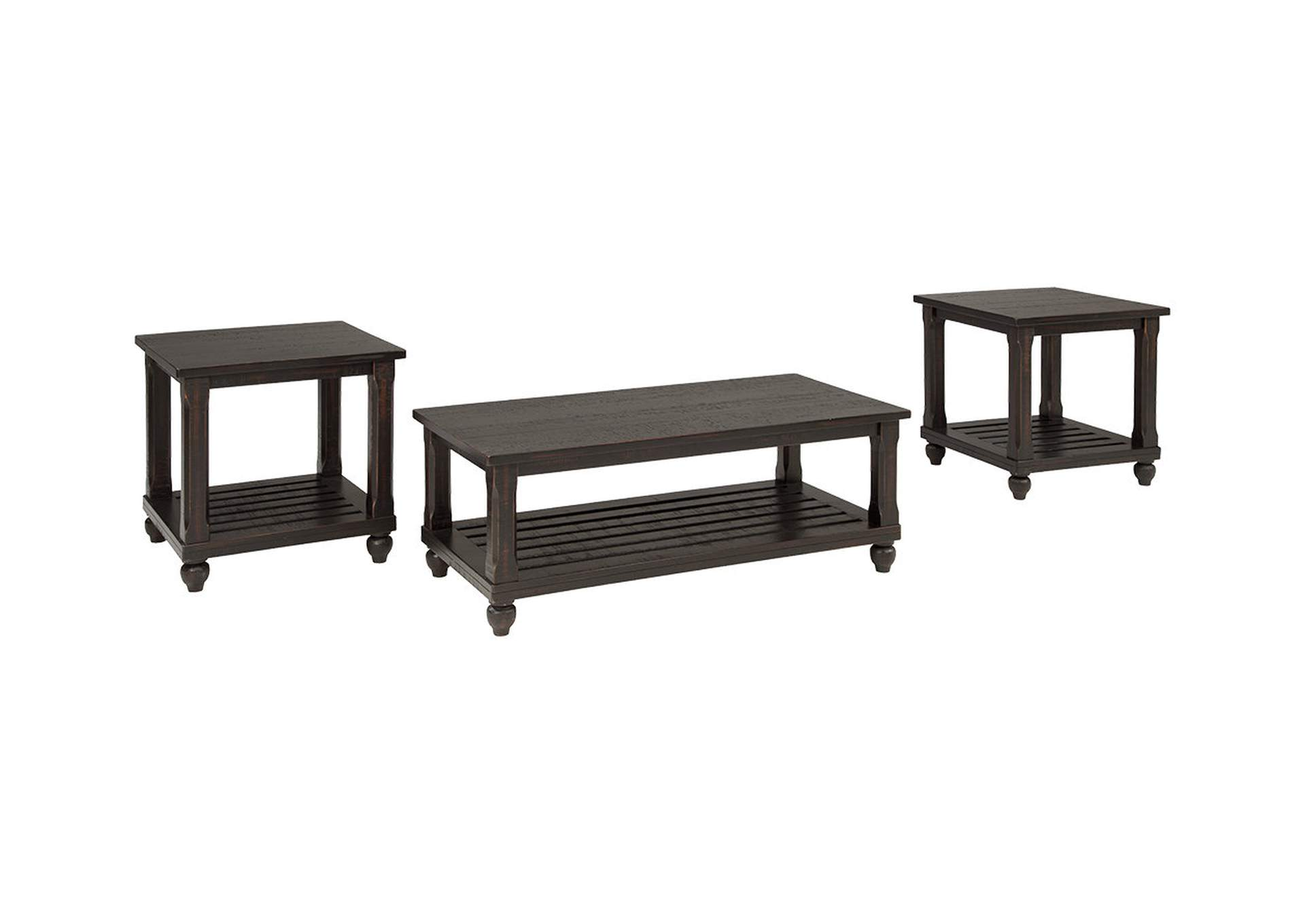 Mallacar Table (Set of 3)