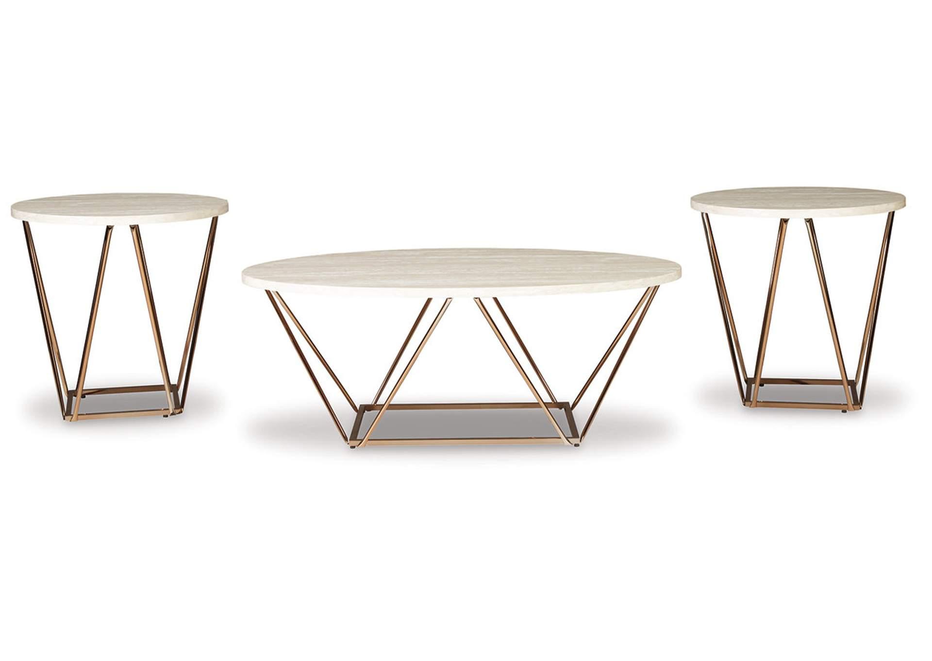 Tarica Table (Set of 3)