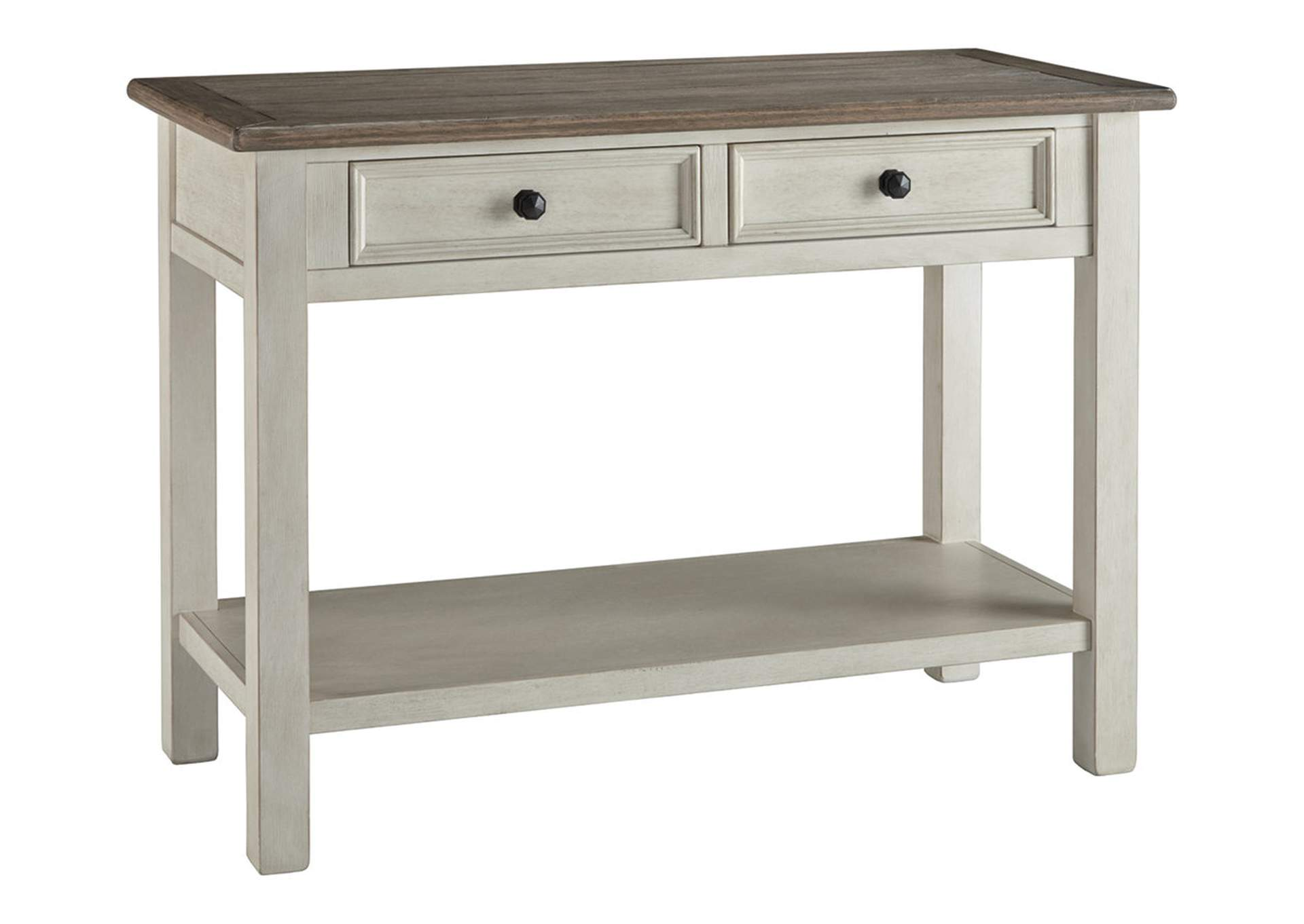 Bolanburg Sofa/Console Table