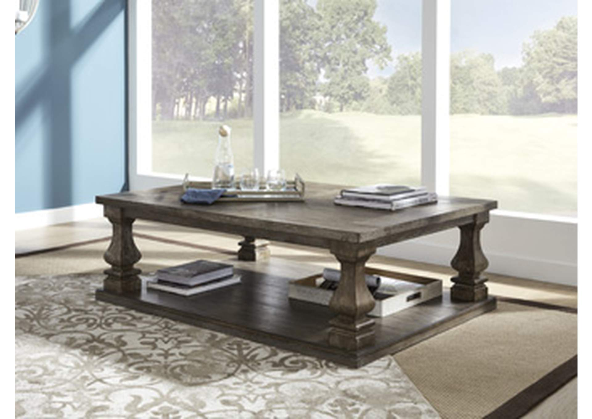 Johnelle Coffee Table