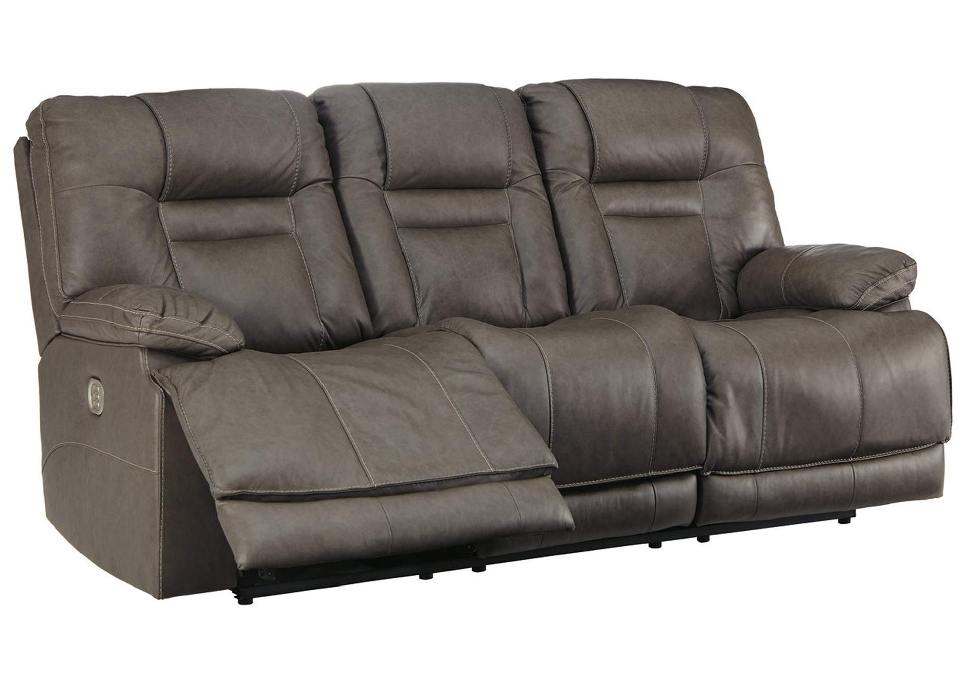 Picture of: Wurstrow Power Reclining Sofa Ashley Furniture Homestore Independently Owned And Operated By Empresas Berrios