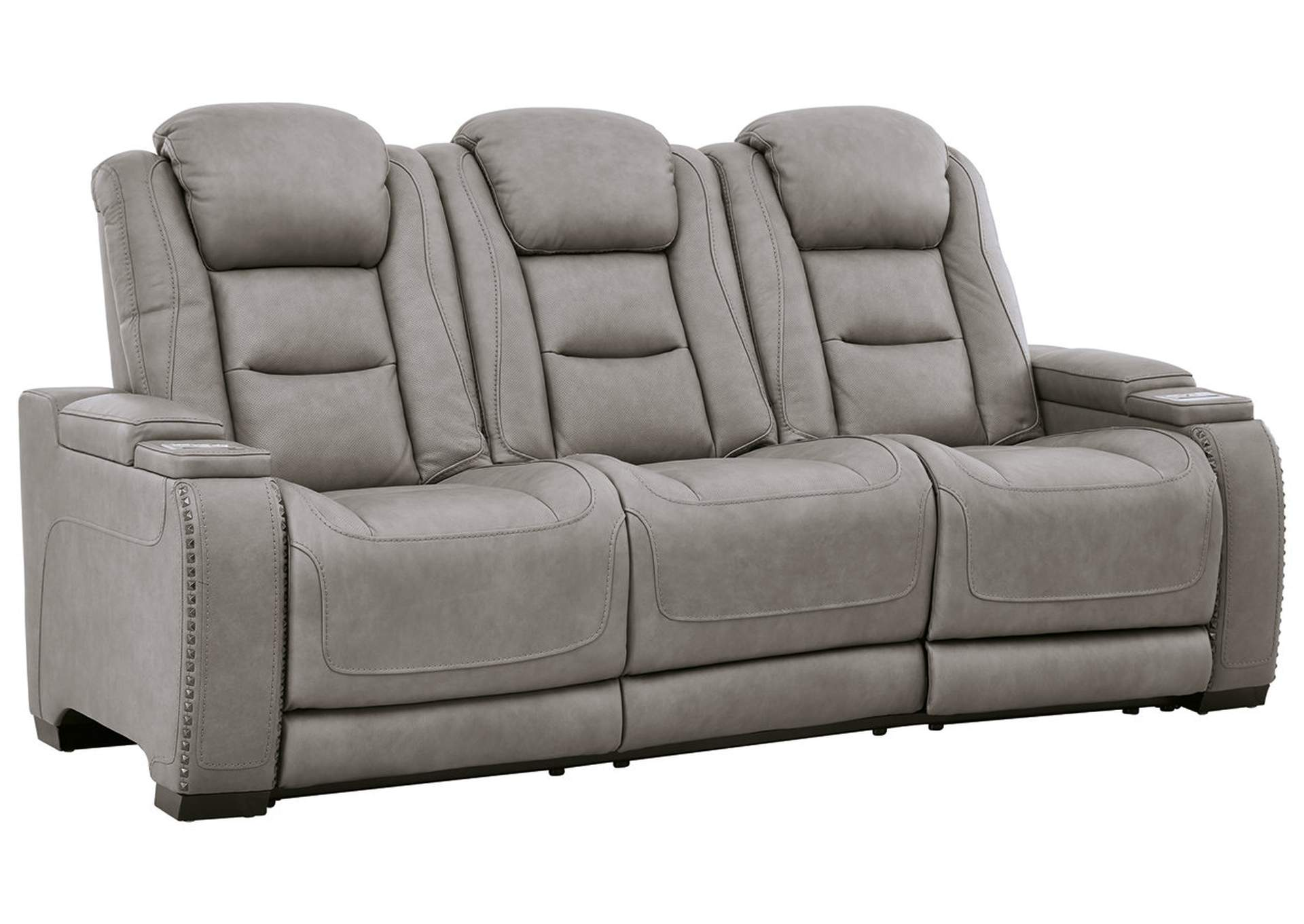 The Man Den Power Reclining Sofa Ashley Furniture Homestore Independently Owned And Operated By Best Furn Appliances I