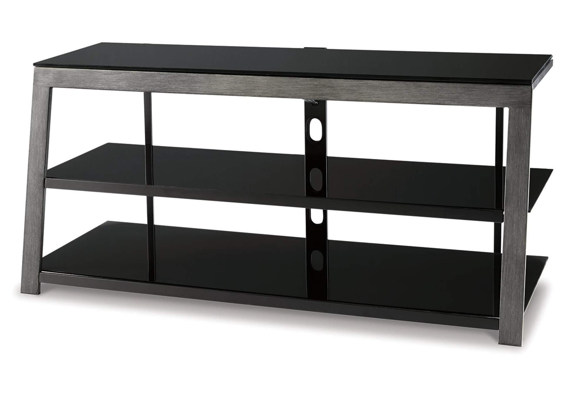 Mueble para TV Rollynx color negro   PEDIDO ESPECIAL
